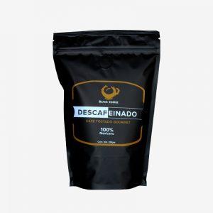 bolsa de cafe descafeinado